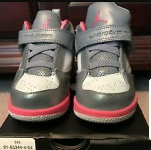 Nike Jordan Toddler Girl 7c High Athletic Shoe